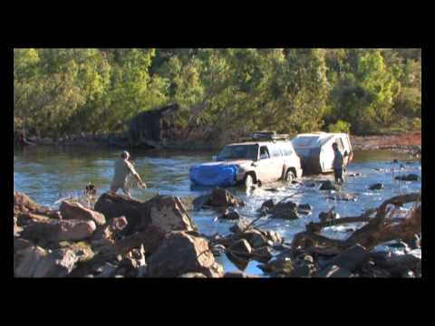 Caravans crossing the Calvert River.mp4
