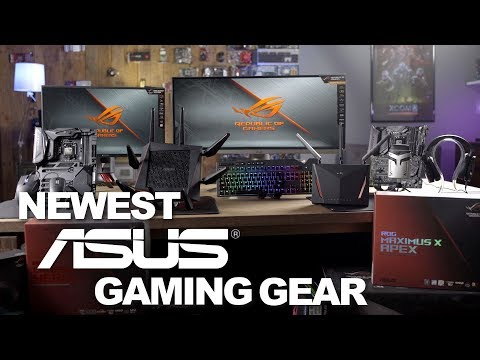 Newegg Insider: ASUS ROG Gaming Peripherals Complete Your Battlestation