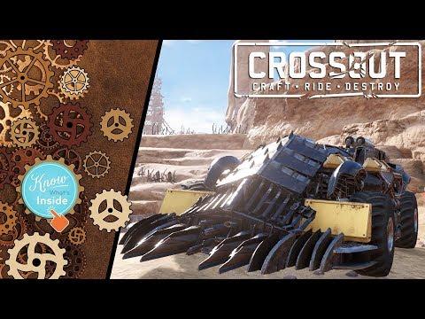 Crossout: Assembling Car #109 - Ram_cat [ver. 0.9.135]