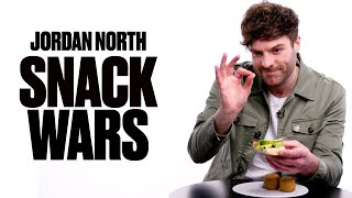 Download Jordan North Tries Northern and Southern Snacks I Snack Wars I LADbible