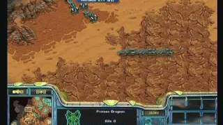 Map: Colosseum II free [Stars] vs Mind [FOX] League: 2008-2009 Shin...