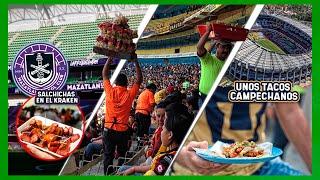 ¿Cuál es el ANTOJITO FAVORITO que se come en cada uno de LOS ESTADIOS de la Liga MX?¡PURAS DELICIAS!