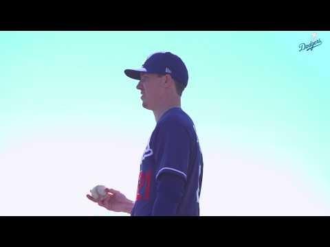 2020 Dodgers Spring Training: Walker Buehler's bullpen, Cody Bellinger & Gavin Lux take BP