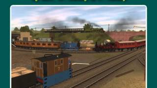 Sodor the Modern Years: Season 2 Title Sequence