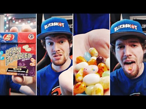 BEAN BOOZLED! - Disgusting Jelly Beans... (DO NOT EAT)