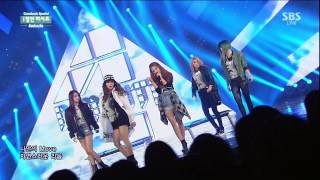 Baixar Live HD | 150215 4MINUTE - Cut It Out & Crazy (Comeback Stage) @ SBS Inkigayo