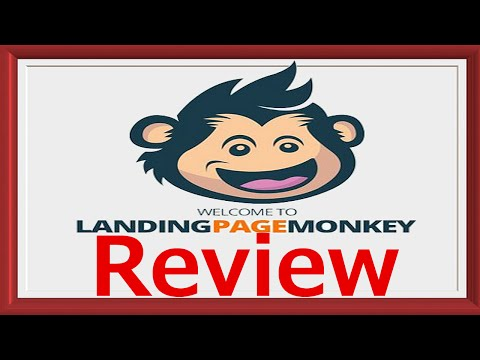 Landing Page Monkey | Landing Page Monkey Review: In this short demo Video about Landing Page Monkey http://jvz3.com/c/257395/202225 you ll gonna see the power behind Landing Page Monkey!   With a few clicks you are able to create high converting animated Landing and Squeeze Pages.   The Landing Pages look so professional you can t believe! Just don t take my words for it and take a look at Landing Page Monkey now http://jvz3.com/c/257395/202225  Landing Page Monkey Review Landing Page Monke Demo Landing Page Monkey Bonus Landing Page Monkey Software