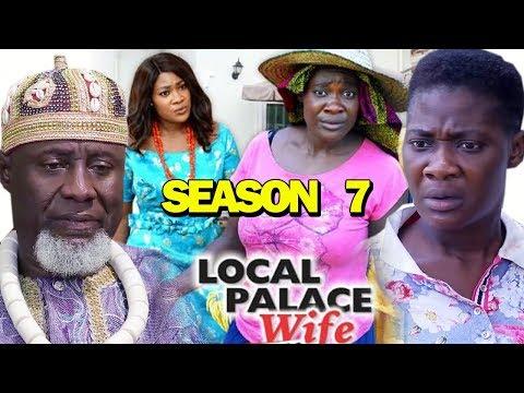 LOCAL PALACE WIFE SEASON 7 - Mercy Johnson - New Movie - 2019 Latest Nigerian Nollywood Movie