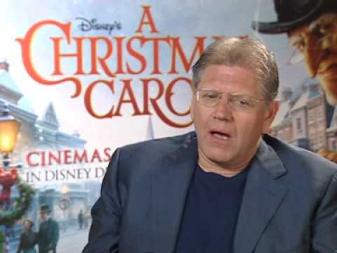Director Robert Zemeckis talks Disney's A Christmas Carol Mp3