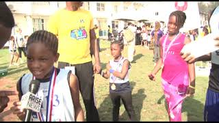Lagos  Kids mini-marathon 2018