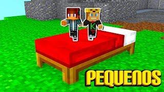 Minecraft: FORMIGAS NO MINECRAFT !! (Bed Wars)