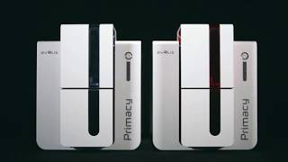 Primacy card printer product video in English by Evolis - 2016