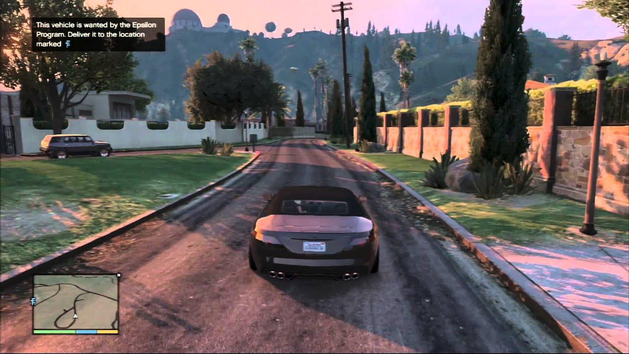 GTA V Kifflom! Achievement Car Location Guide - YouTube