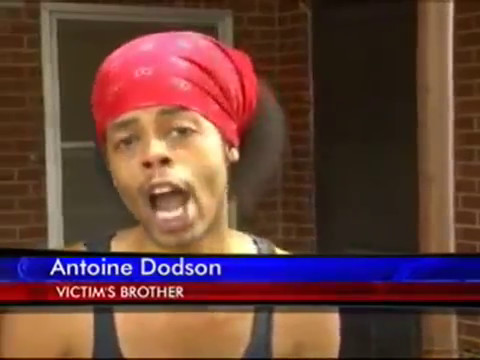 ANTOINE DODSON - ORIGINAL REPORT and FUNNIEST NEWS INTERVIEW