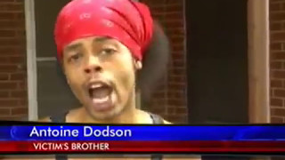 Antoine Dodson 'Hide Yo Kids, Hide Yo Wife'인터뷰 (원본)