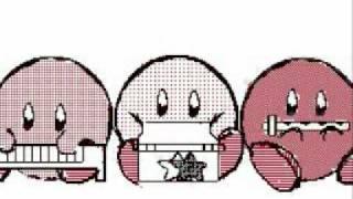 """Kirbys Playing """"Pepsi Theme Song"""""""