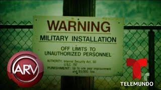 Apasionados de los extraterrestres se alistan para llegar al Área 51 | Al Rojo Vivo | Telemundo