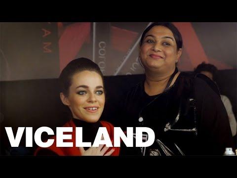 Talking to a Trans Hairdresser At Karachi Fashion Week: STATES OF UNDRESS - Pakistan (Clip)