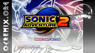 oc remix 1134 sonic adventure 2 knuckles unknown from m c unknown from m e by jos felix