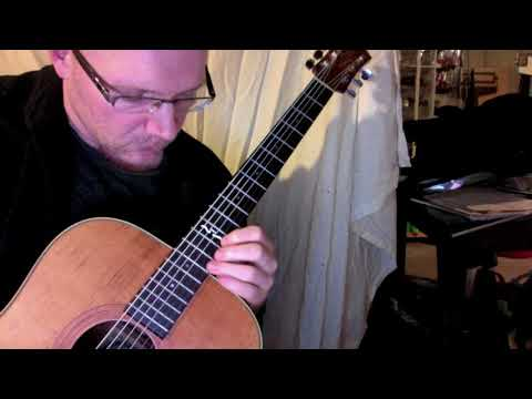 Indian/Carnatic Scale, Vibrato and Tabla effects on Guitar (Maj7)