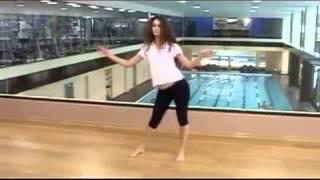 базовые движения элементов восточного танца
