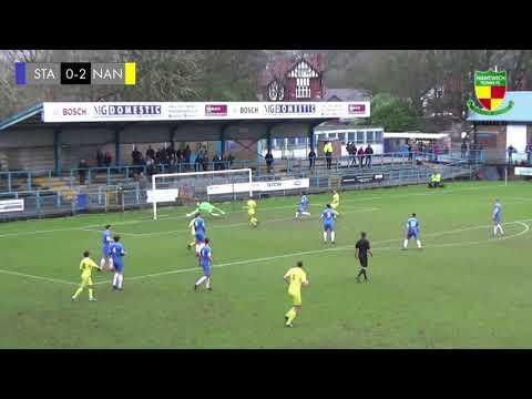 Stalybridge Nantwich Goals And Highlights