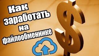 100-200 рублей в день на файлах!!! Заработок на загрузчиках.