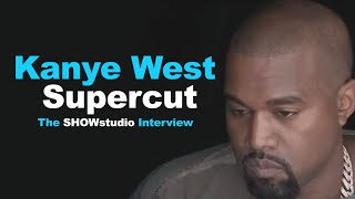 The Most Ridiculous Kanye West 2-Hour Interview SUPERCUT | What's Trending Originals