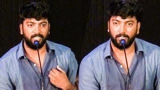 """ People are easily scolding cinema people ""-Kalaiyarasan   Yeidhavan   TN 105"