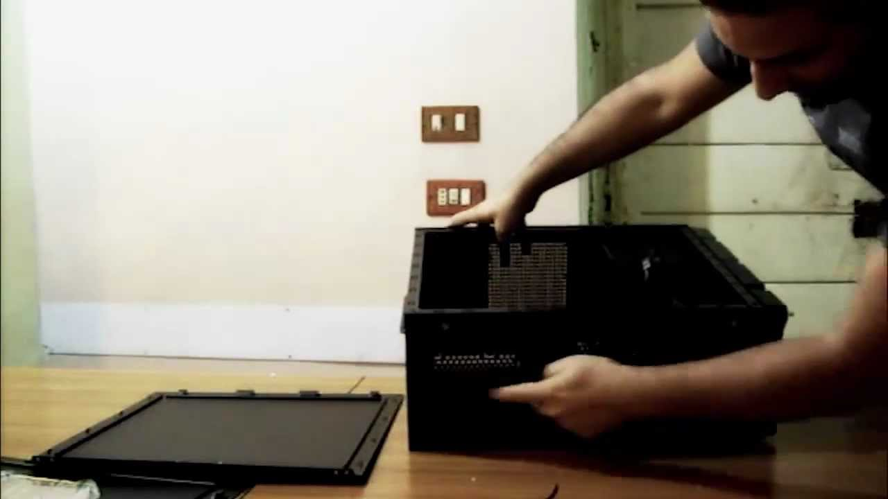 Cooler Master K-350 Tower Midi Case - UNBOXING ITA , L