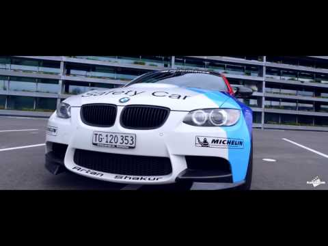 BMW MotoGP safety car by PLANZERFILMS