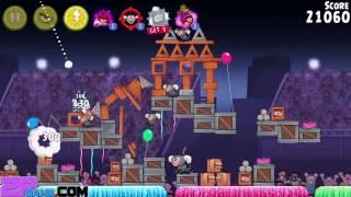 Angry Birds Rio - Rovio Entertainment Ltd CARNIVAL UPHEAVAL Level 28-30