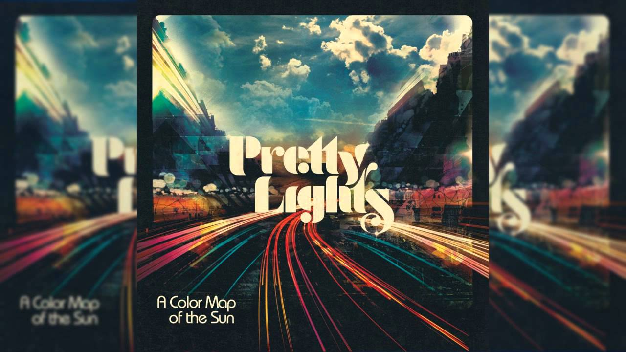 Pretty Lights A Colour Map of the Sun [Full album]