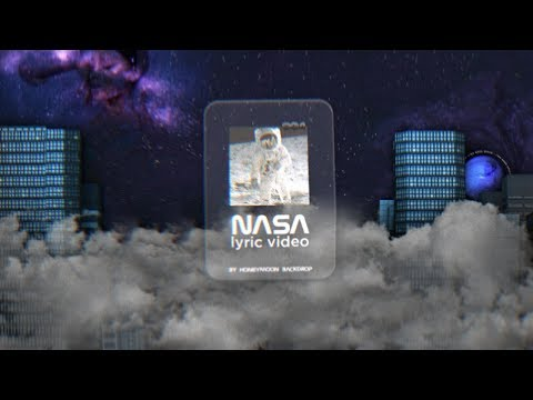 Ariana Grande - NASA (Lyric Video)
