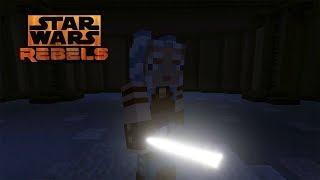 Minecraft StarWars: Ahsoka See