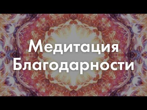 Медитация благодарности / Посылание любви / Дмитрий Компаниец