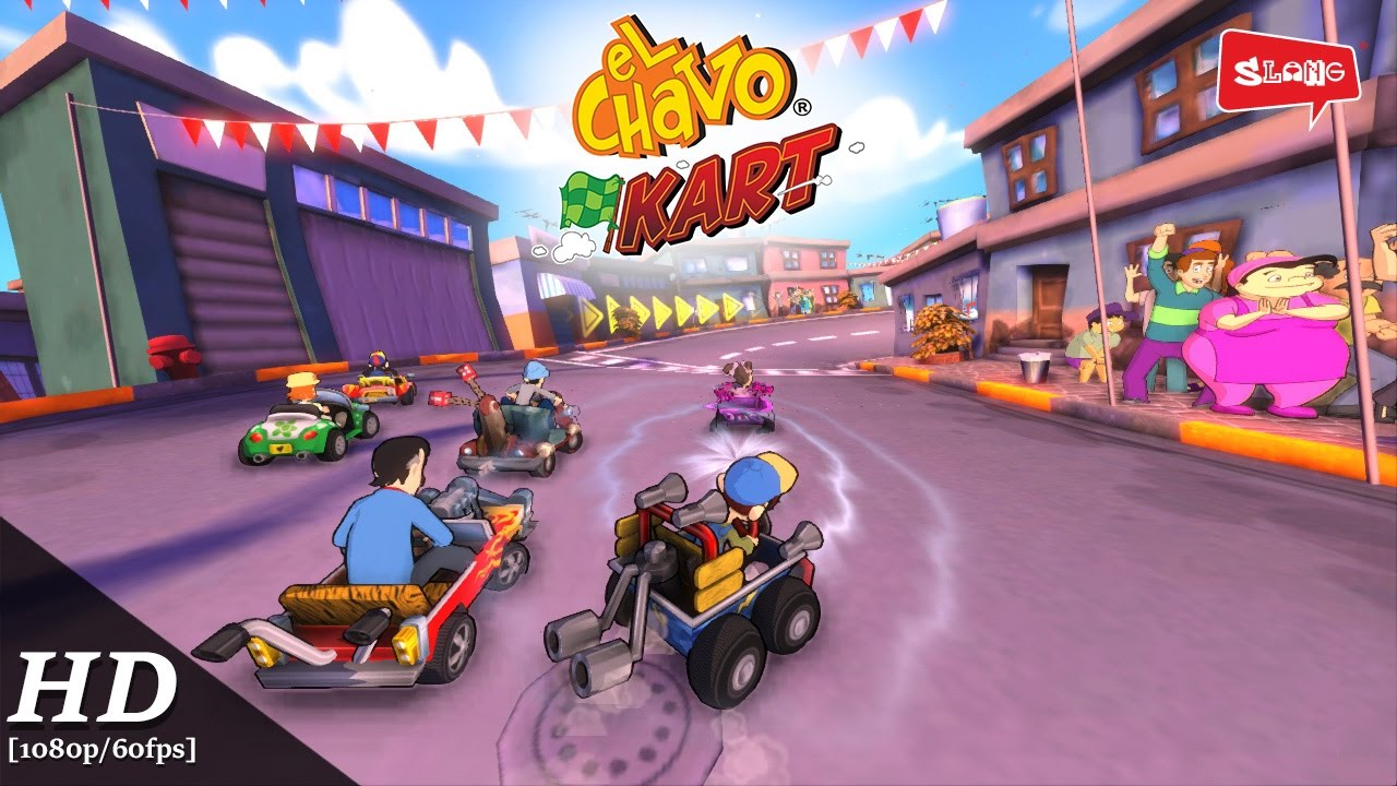 El Chavo Kart Android Gameplay [1080p/60fps] - YouTube
