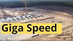 How Is Tesla Speeding Giga Berlin Construction With More Workers