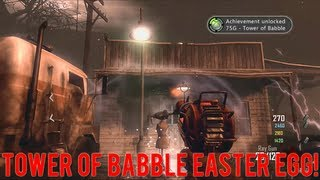 Tranzit - Tower Of Babble Achievement/trophy Guide | Black Ops 2 Zombies