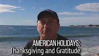 Английские слова в День Благодарения.  Thanksgiving Day in the United States | Part 2