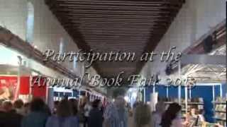 Ahmadiyya Malta participation in the book festival 2013