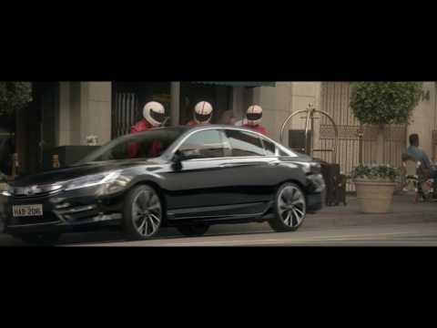 Novo Honda Accord - Sonhos   Comercial de 2016