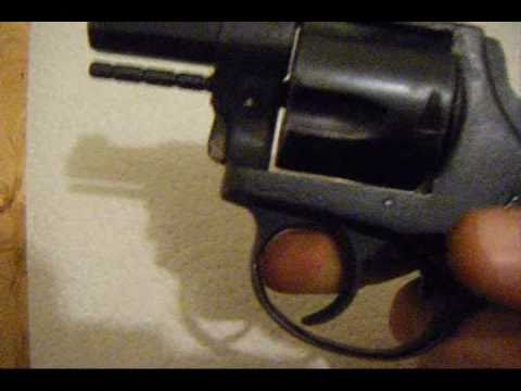 Iver Johnson American Bulldog Pistol 44 Webley Antique Handgun Pre