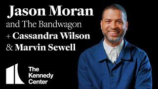 Jason Moran and The Bandwagon + Cassandra Wilson & Marvin Sewell