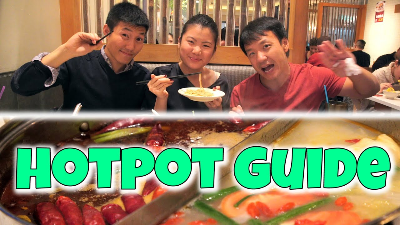 Download How to Properly Eat Hotpot - off the great wall