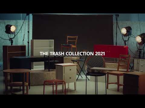 IKEA Trash Collection 75 sec