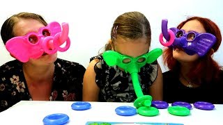 TROMPA DE ELEFANT Joc amuzant pentru copii