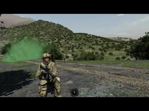 ArmA 2 Danish Armed forces (operation claymore)