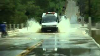 Enchente 2011 - 15 de janeiro - Conceição do Rio Verde
