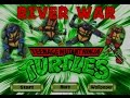 Teenage Mutant Ninja Turtles - River War ( PC Game )